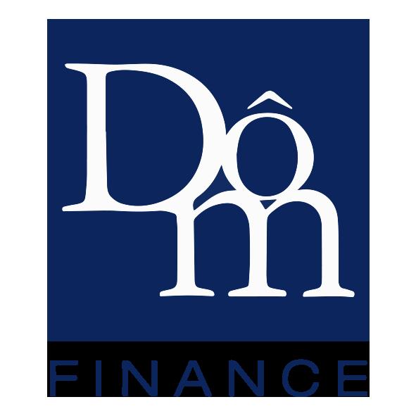 Logo Dom Finance - couleur et sans fond